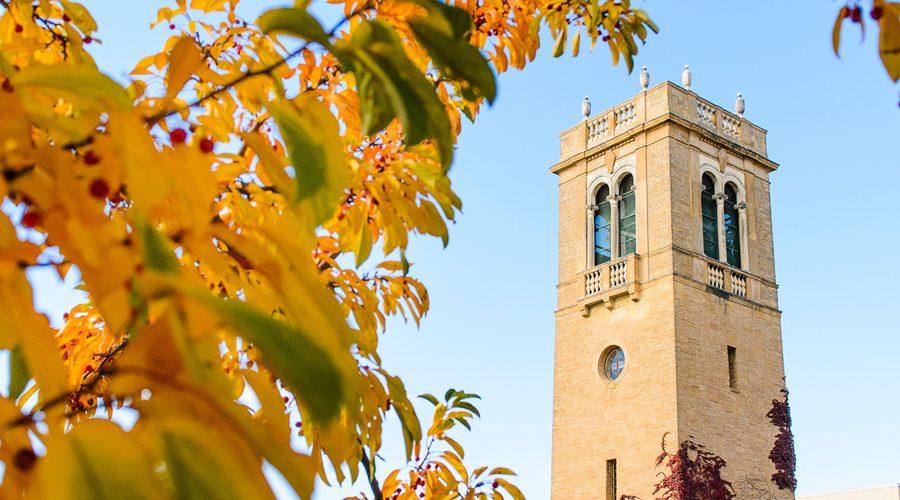 Hero - Autumn Carillon Tower