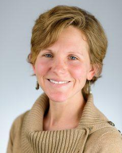 Headshot of Sara Bembenek-Saborio